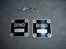 BMW BING carburatore Targhette 64/32/19 + 32/20