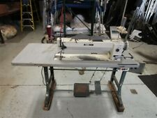 Consew Long Arm 25 Industrial Sewing Machine With Table And Motor 206rbl 3