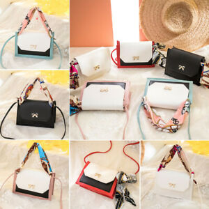 Women-Ladies-Handbag-Satchel-Shoulder-Bag-Tote-Messenger-Crossbody-Leather-Purse