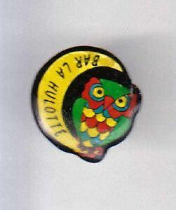 RARE-PINS-PIN-039-S-ANIMAL-HIBOU-CHOUETTE-OWL-EULEN-BAR-LA-HULOTTE-A4