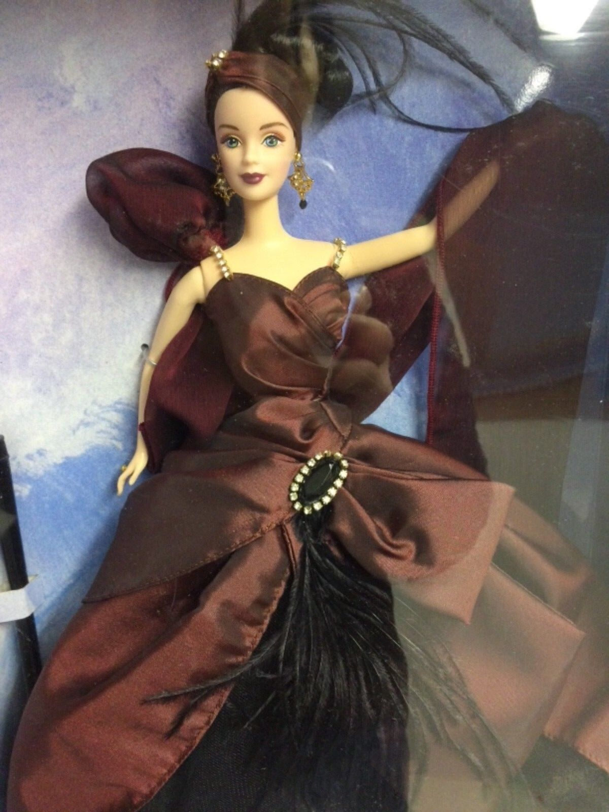Limited edition, Moonlight waltz barbie doll, Signed