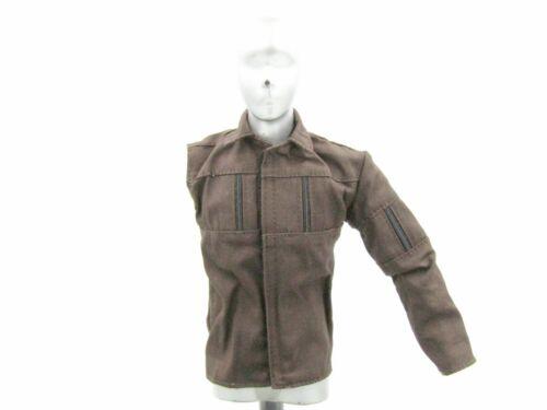 Cobra Major Bludd Single Sleeve Brown Shirt 1//6 Scale Toy GI JOE