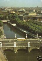 AK, Berlin Mitte, Blick auf die Schloßbrücke und das Alte Museum, 1986