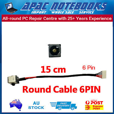 For ASUS AC DC IN Power JACK connector Cable K56C K56CM S56C A56C X550 X550C K56