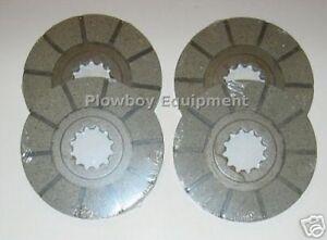 121963C91-1975446C1-38A50-BRAKE-DISC-for-Farmall-IH-Tractor-560-660-Combine-1460