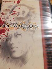 LEGEND DOG WARRIORS - THE HAKKENDEN -  - 3 DVD SET  1ST CLASS SHIPPING