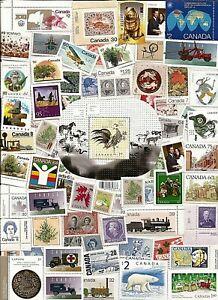 Vintage Mnh Mint Unused Full Gum Canada Canadian Postage Stamps Lot C118f Ebay