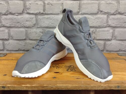 75 1 scarpe £ Ladies Flux Verve Adidas Rrp 3 6 ginnastica Grey da Uk 39 Zx Eu TaTnxR1