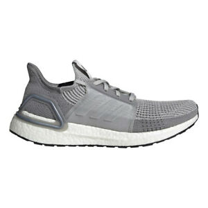 Adidas-UltraBOOST-19-Men-039-s-Running-Sneakers-G54010-Grey-White-NEW-List-180