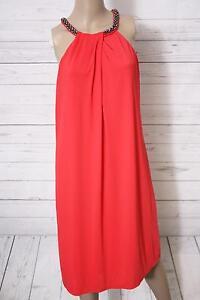 ESPRIT Collection Damen Neckholder Kleid mit Stretch ...