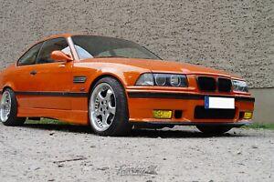 Antibrouillard Jaune Verre Transparent BMW 3er E36 Coupé Kit Nébuliseur aussi M3