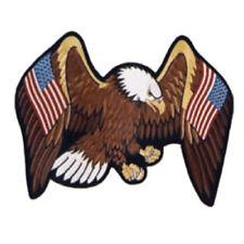 U.S Military POW MIA POWMIA Prisoner Flag Wholesale lot of 6 Iron On Patch