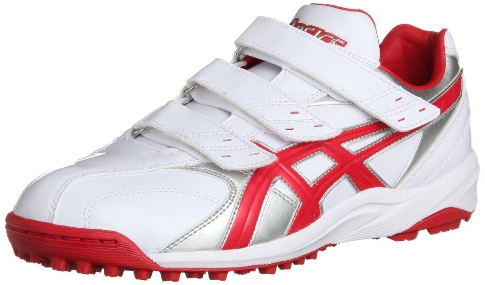 1caac5832 Asics Training shoes BEAMINGLUSTER TR TR TR SFT142 White red 727018 ...