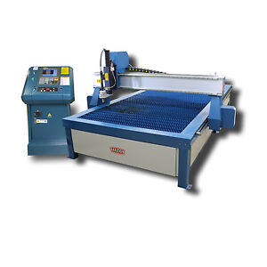 Details About Baileigh Pt 105hd 5 X 10 Cnc Plasma Table Free Shipping