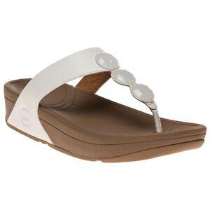 buy online fa019 7c106 29Db Damen Fitflops Aufgrund Lederschuhe Red Fitflop Schuhe ...