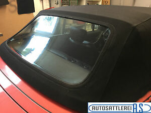 BMW-Z3-Cabrio-Heckscheibe-Verdeck-Heckscheibe
