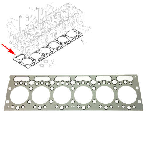 CYLINDER HEAD GASKET FITS RENAULT TRUCKS, DONGFENG, IRISBUS 5010 477 117