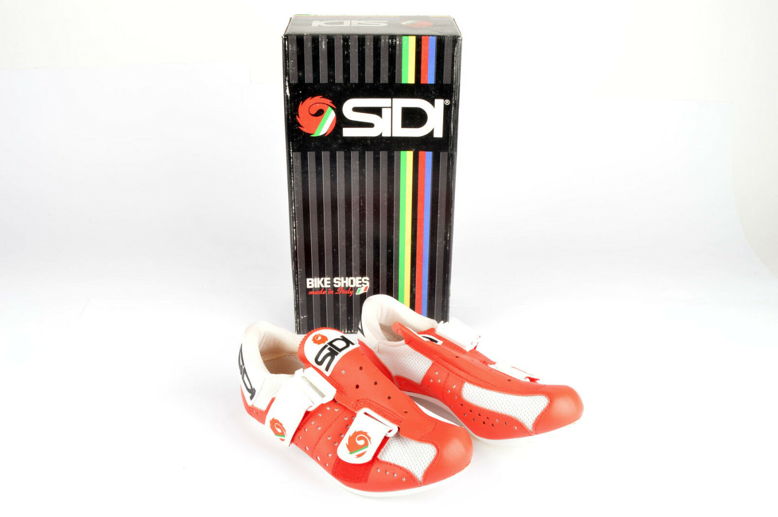 NEW Sidi Hawaii Cycle shoes with cleats in size 37.5 NOS NIB