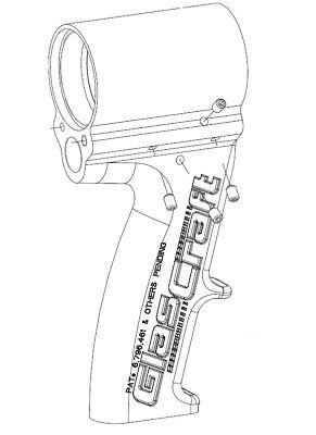 """Graco GlasCraft Probler P2 GC1899 1-1//2/"""" Air Piston"""