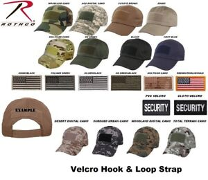 081fd09a5a7426 Image is loading Low-Profile-Adjustable-Tactical-Operator-Hat-W-Flag-