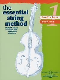 ESSENTIAL-STRING-METHOD-Book-1-Double-Bass
