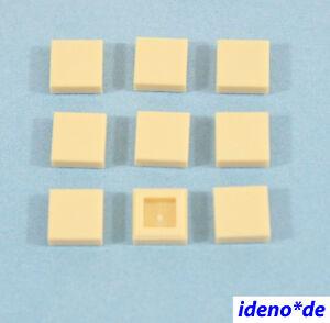LEGO Baukästen & Sets LEGO Star Wars  9 Stk.Fliese 1 x 1 neu hellgrau 3070 b  4211415 NEU LEGO Bau- & Konstruktionsspielzeug