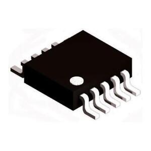 5 x microchip mcp4252 502e un, digital potentiometer 5kΩ serial spi