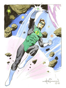 MIKE-HOFFMAN-2-FIGURE-SUPERHERO-COMMISSION-In-Color-You-Choose-the-Characters