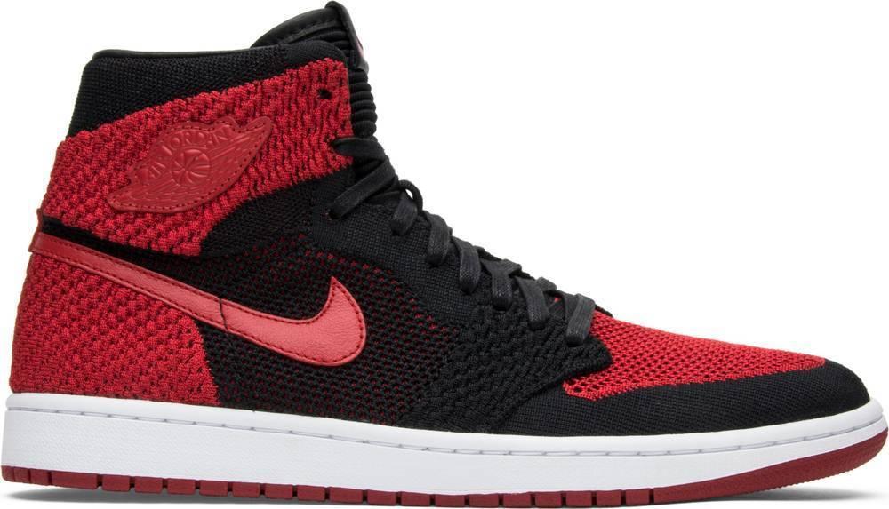 Nike Air Jordan 1 Retro High OG Flyknit 'Bred' 919704-001 lot Special limited time