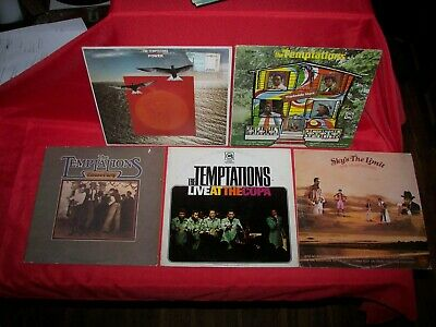 Lot 5 The Temptations House Party Psychedelic Shack Power