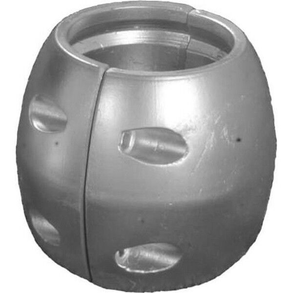 ANODE MAGNESIUM NUTS SHAFT ø 0 3 4in 1.16lbs