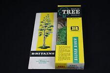W513 BRITAINS Train Ho Oo 1806 Bouleau argente Silver burch make up tree models
