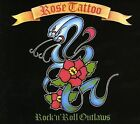 Rock 'n' Roll Outlaw by Rose Tattoo (CD, Oct-2008, Captain Oi! Records)