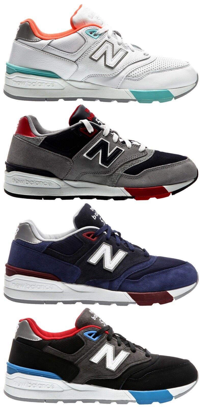 New Balance ML597 Ml 597 Vac NGT Gnb Aab Men Sneaker Mens shoes
