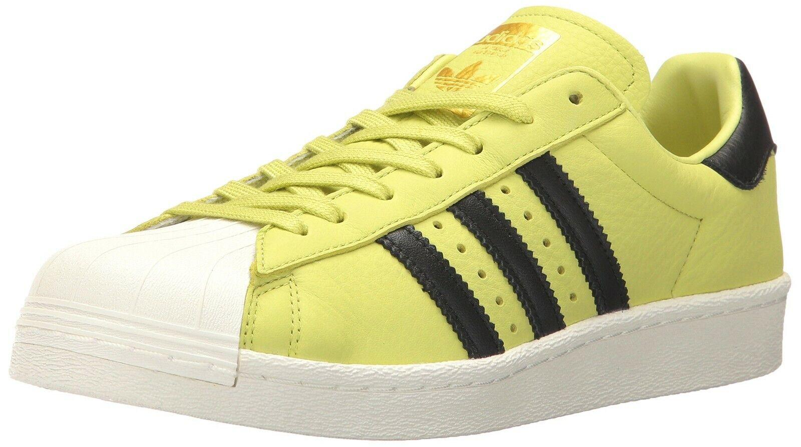 Adidas de cuero cortos Superstar amarillo negro nuevo gr 47 1 3 bb2730 gacela campus
