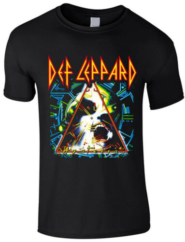Def Leppard /'Hysteria/' Kids T-Shirt NEW /& OFFICIAL!