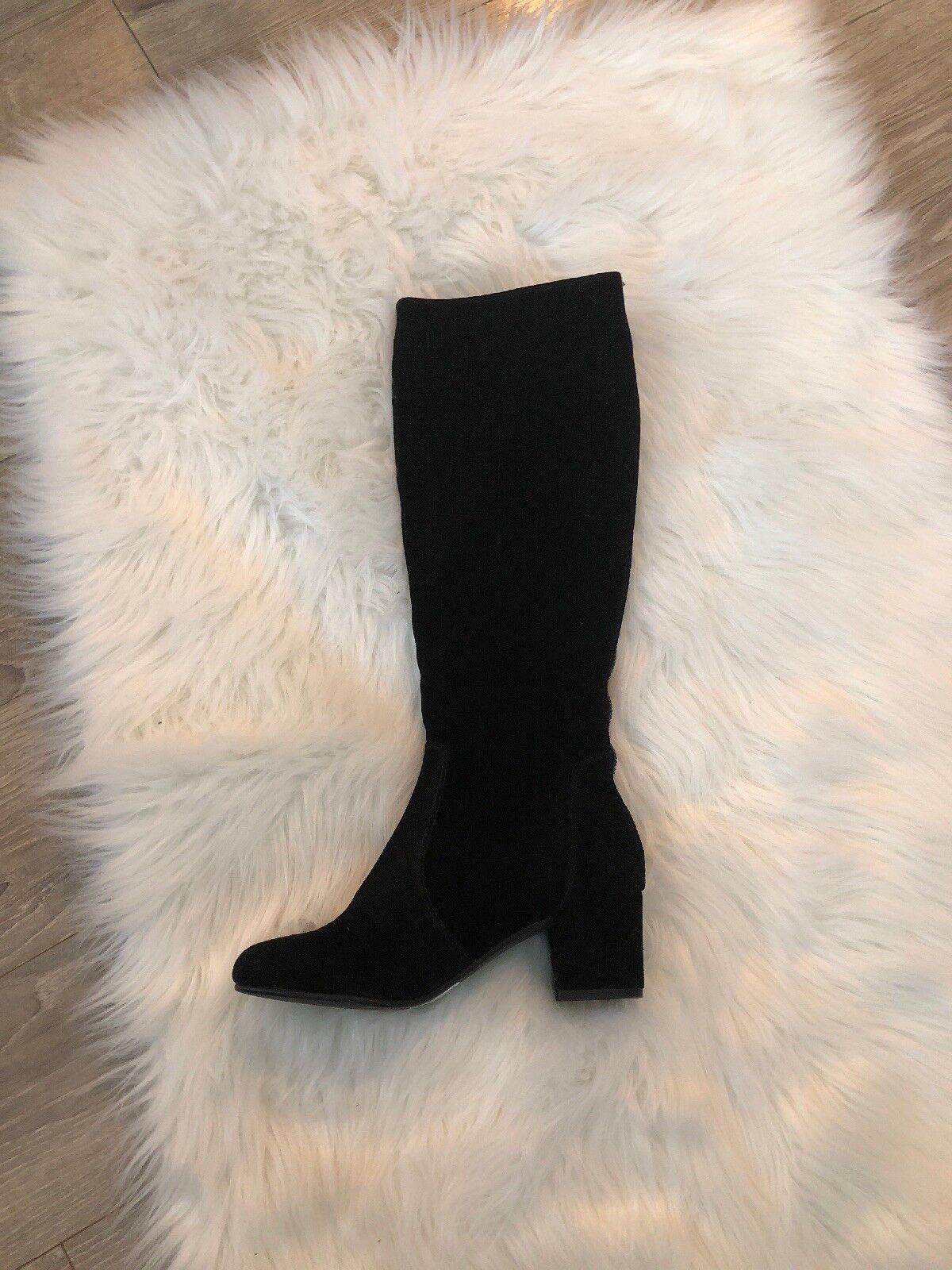 Steve Madden New New New Haydun Black Womens Boots size 8.5 c57e77