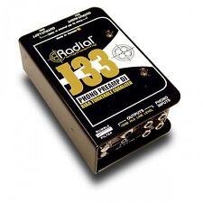 RADIAL ENGINEERING - J33