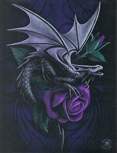 New dragon picture dragon beauty print by anne stokes 25 cm x 19 image is loading new dragon picture dragon beauty print by anne voltagebd Choice Image