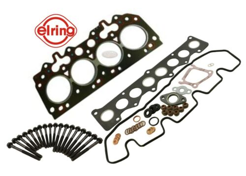 Land Rover Defender 3 Hole Cylinder Head Gasket /& Bolts Kit Discovery 300TDI