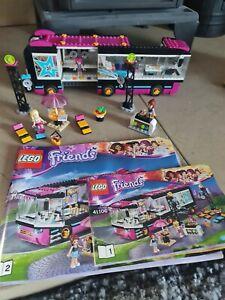 LEGO 41106 Friends Pop Star Tour Bus