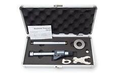 MANOMETRO DIGITALE 25-30mm Foro elettronico interno micrometro 12 mesi di garanzia