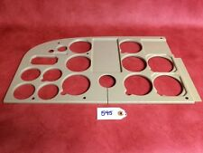 Cessna Instrument Panel Cover, PN 088-0837-01