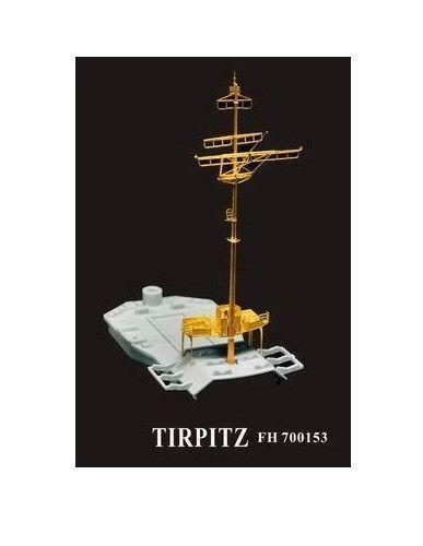 Flyhawk PE 1//700 Germany Battleship Tirpitz Mast FH 700153