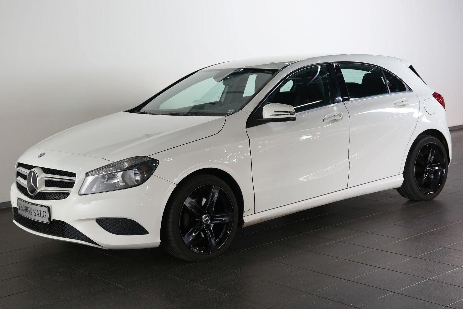 Mercedes-Benz A200 2,2 CDi