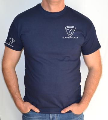 Caterham Lotus 7 Seven  t-shirt Evolution of Man