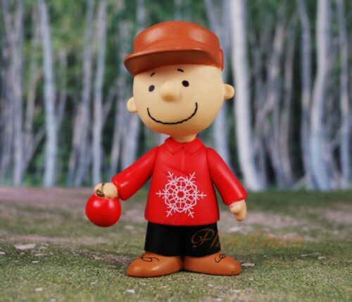 Peanuts Snoopy and Friends Charle Brown Decoration Figure Cake Topper K1020/_A