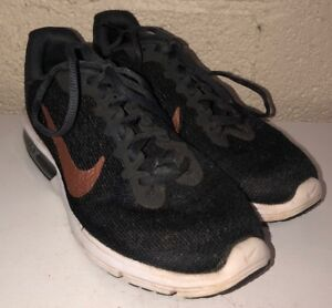 Nike Air Max Womens SEQUENT 2 Atheltic Running Shoes Size 7(852465 ... f31ea98a2f72