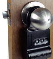 NEW Black ShurLok Lockbox- Real Estate Lock box, Realtor Lockbox