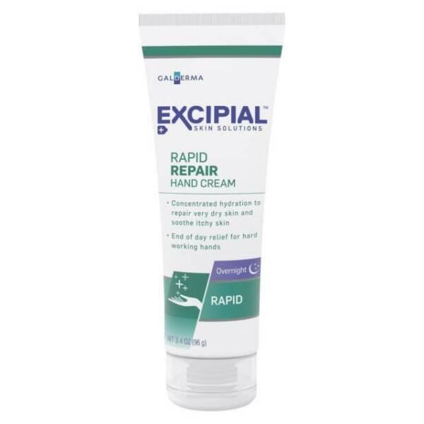 Excipial Rapid Repair Hand Cream 3.4oz